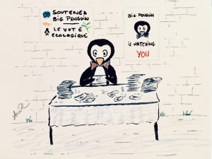 Big Penguin en recherche de financements